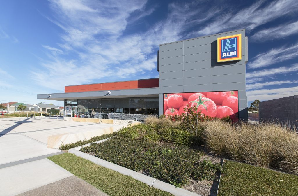 Aldi Store Edgeworth