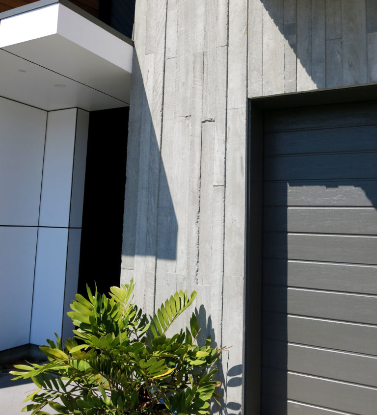 Exterior Timber Look Precast Panels